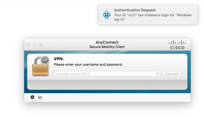 Install and Run the Cisco AnyConnect client for VPN ...