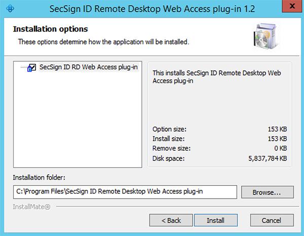 Windows Server Tutorial | SecSign 2FA