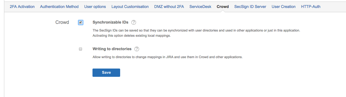 Jira Two-Factor Authentication | SecSign 2FA